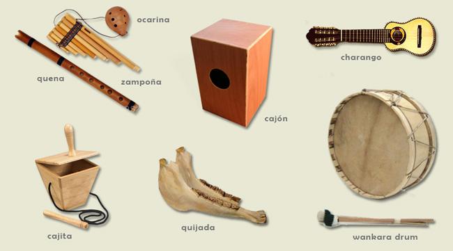 Jose Luis Madueño: Peruvian Music